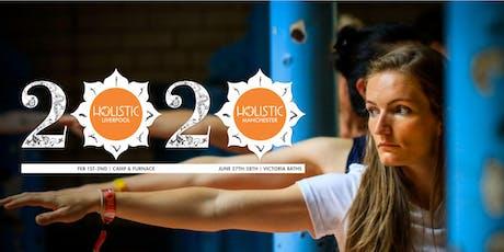 Holistic International Festival of Yoga - Liverpool tickets