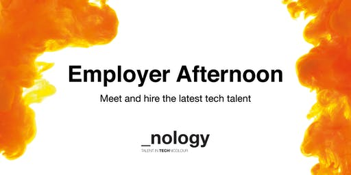 Tech Employer Afternoon -5th December '19