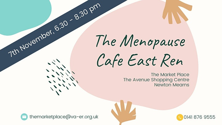The Menopause Cafe East Ren image