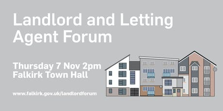 Landlord & Letting Agent Forum tickets