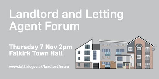 Landlord & Letting Agent Forum