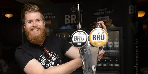 Púca Festival - Meet the Maker: Dave O' Hare from Brú Brewery