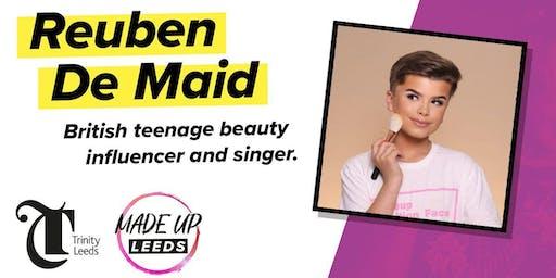 Reuben de Maid Live at Made Up Leeds