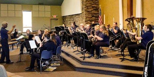 Delano Community Band: PAC Anniversary Concert