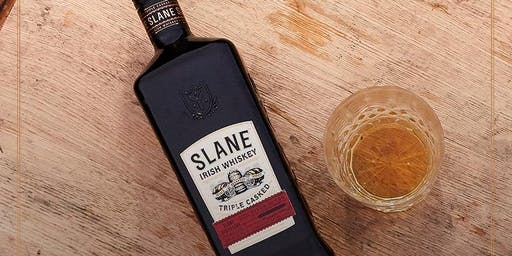 Slane Whiskey chat & tasting with Claire Canning