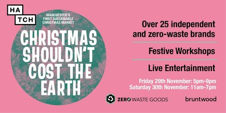 Manchester's First Sustainable Christmas Market tickets