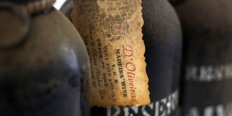 A Wine Tasting Voyage: With desert wine  Madeira hosted by Luis D'Oliveiras tickets