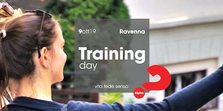 Training Alpha Ravenna // 9 nov 2019 biglietti
