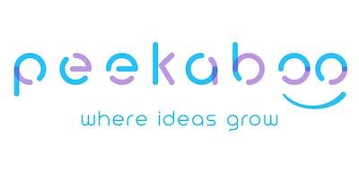 Peekaboo, where ideas grow