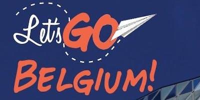 Let's go Belgium!