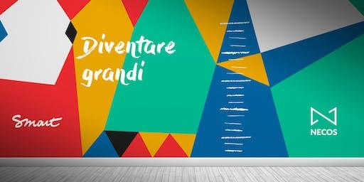 DIVENTARE GRANDI: giornata di formazione gratuita per creativi e freelance.