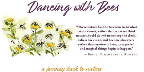 Brigit Strawbridge talks about Dancing with Bees tickets
