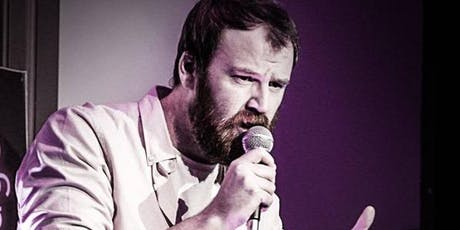 Comedy - Danny Ryan - FREE! tickets
