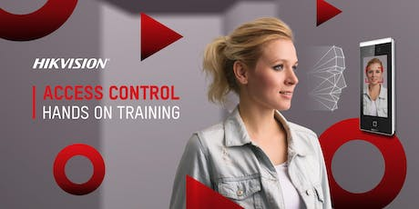 Hikvision Access Control Hands On Training - London tickets