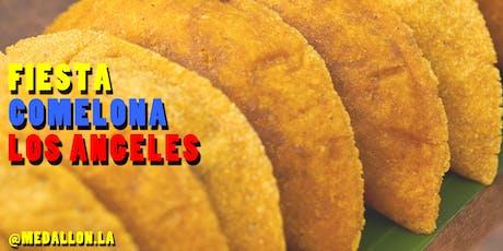 Fiesta Comelona Los Angeles: Colombian Food Feast! tickets