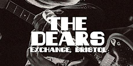 The Dears tickets