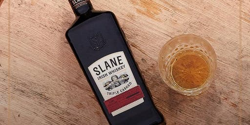 Pucá Festival - Slane Whiskey chat & tasting with Claire Canning