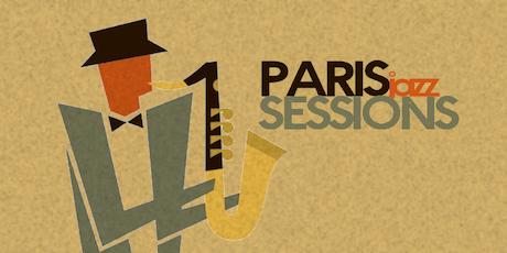 PARIS jazz SESSIONS | Poirier & Thomas 4tet billets