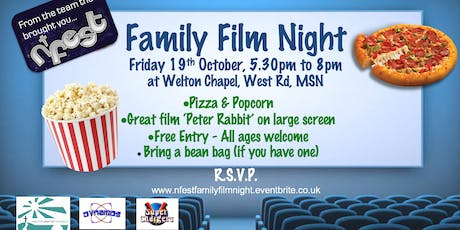 NFest Family Film Night tickets
