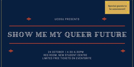 Show Me My Queer Future tickets
