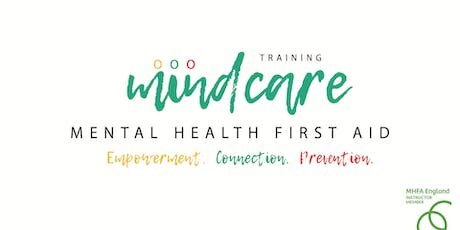 Mental Health First Aid Training (Adult 2 Day course) tickets