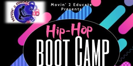 "Movin'2Educate Presents: Move With Nek ""Hip-Hop BootCamp"" tickets"
