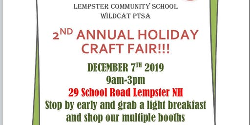 Lempster Wildcat PTSA Craft Fair