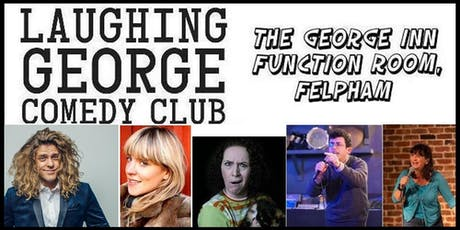Laughing George Comedy Club 1st November 2019 tickets