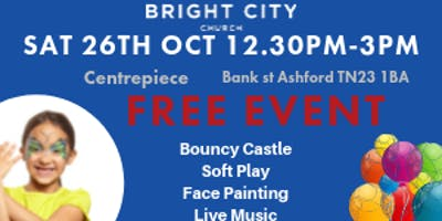 Bright City Launch Free Family Event