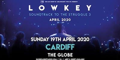 Lowkey (The Globe, Cardiff)