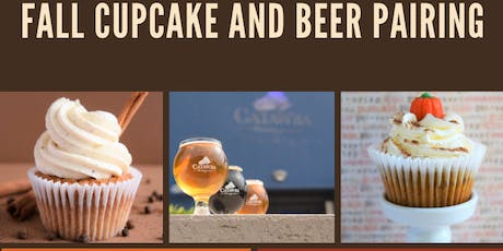 Fall Cupcake and Beer Pairing  tickets
