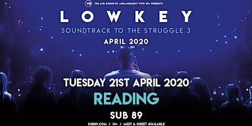 Lowkey (Sub89, Reading)