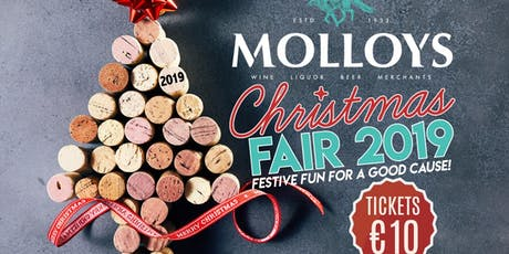 Molloys 2019 Christmas Fair - Wine, Craft Beer & Spirits tickets