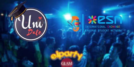 Unidate + Party Erasmus con ESN biglietti