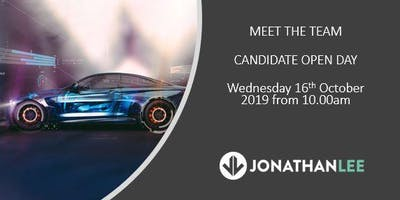 Automotive Candidate Open Day