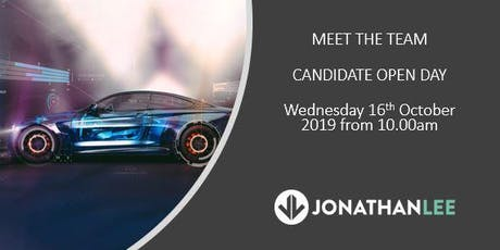 Automotive Candidate Open Day tickets
