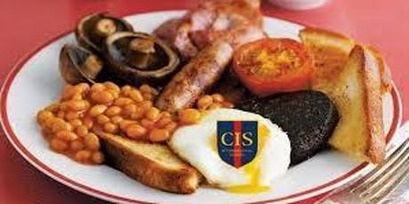 English Breakfast at CIS Gorki - EYFS Curriculum. What Does it look like tickets