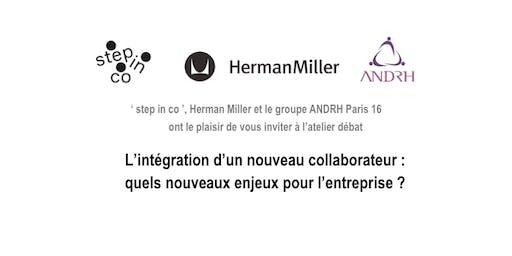 Atelier débat  : l'intégration d'un nouveau collaborateur, quels enjeux?