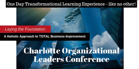Charlotte Organizational Leaders Conference tickets