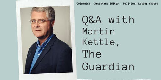 Q&A with Martin Kettle