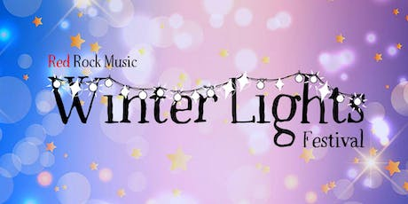 Winter Lights Festival - Red Rock Music tickets