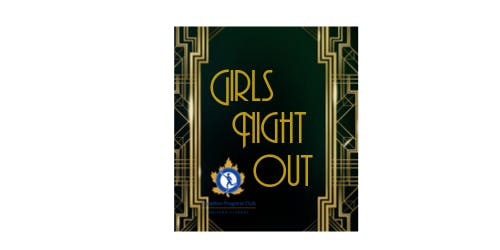 16th Annual Progress Girls Night Out - Great Gatsby