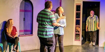 Key Party! (FREE Improv & Comedy at Bexar Stage)