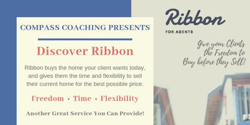 Compass Coaching Presents DISCOVER RIBBON