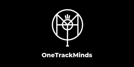 OneTrackMinds tickets