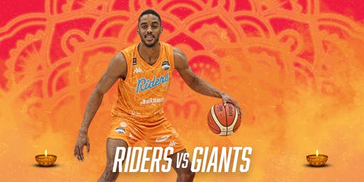 Leicester Riders Vs Manchester Giants (BBL Cup)