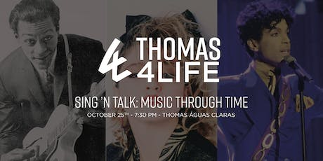 T4L – Sing'n Talk: Music Through Time ingressos
