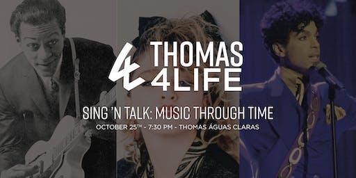 T4L – Sing'n Talk: Music Through Time