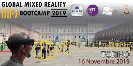 Global MR Bootcamp 2019 Torino biglietti