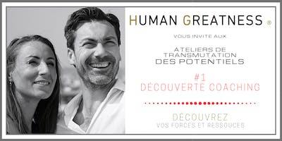 Séminaire #1 : Découverte Coaching - Paris